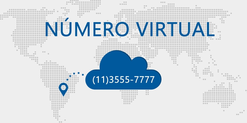 O que é um Número Virtual (DID)?