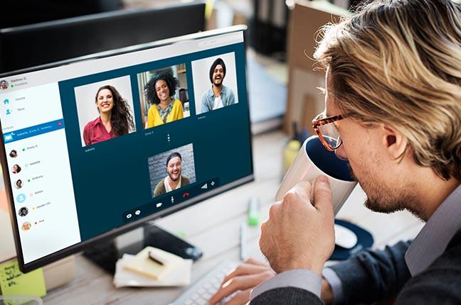 conferência-em-vídeo